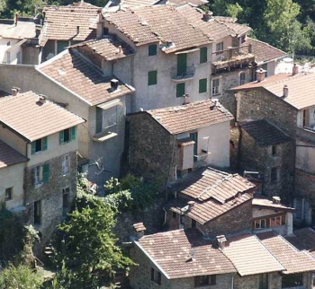 Billiges Haus in Apricale