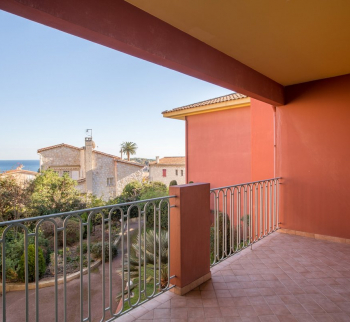 Apartment mit Garten in Saint-Jean-Cap-Ferrat