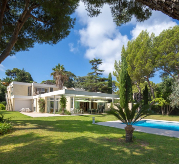 Villa mit Pool in Saint-Jean-Cap-Ferrat