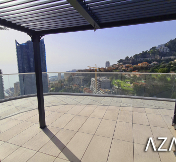Monaco Plaza neues Penthouse in Beausoleil
