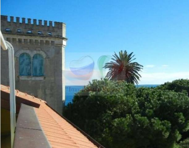 Immobilien am Meer in San Remo, Ligurien